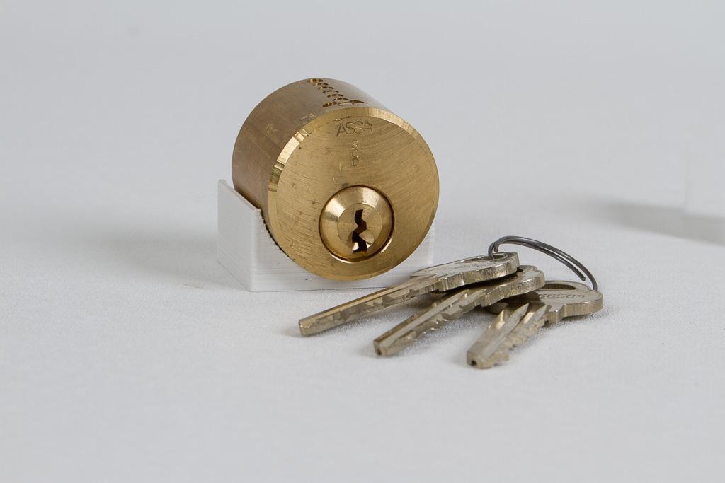 Bild av Assa låscylinder 711